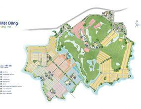 Mặt bằng tổng thể khu Biên Hòa New City