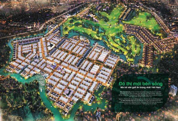 Tổng quan dự án Biên Hòa New City