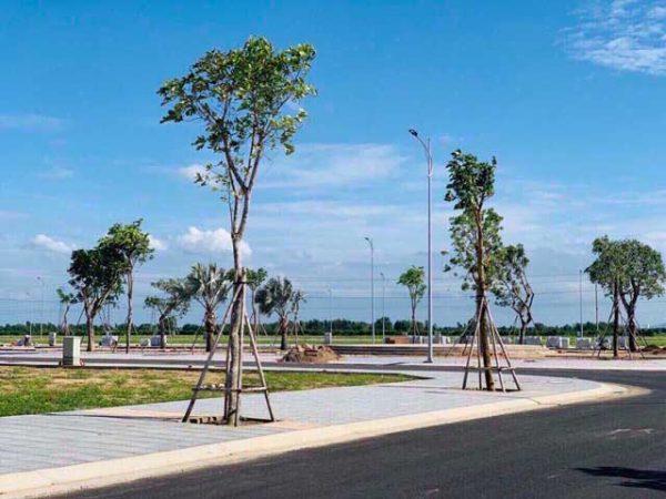 Hình ảnh cơ sở hạ tầng Biên Hòa New City 2020
