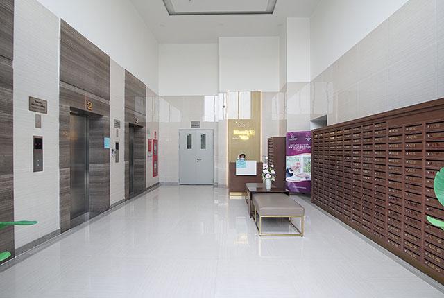 Hình ảnh hệ thống thùng thư tập trung