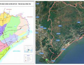 Quy hoạch 4 phân vùng phát triển và sân bay đến năm 2050