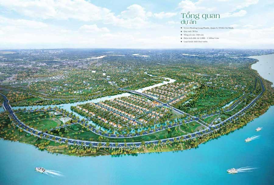 Tổng quan dự án Sài Gòn Garden Long Phước Quận 9