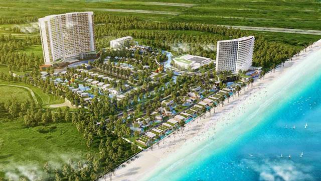 Dự án Wyndham Tropica Phước Hải