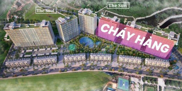 Mở bán block mới Hồ Tràm Complex