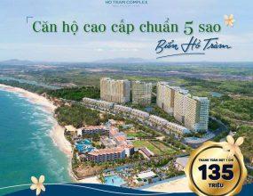 Hồ Tràm Complex mở bán