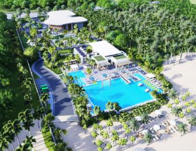 Khu Beach Club Hồ Tràm Complex