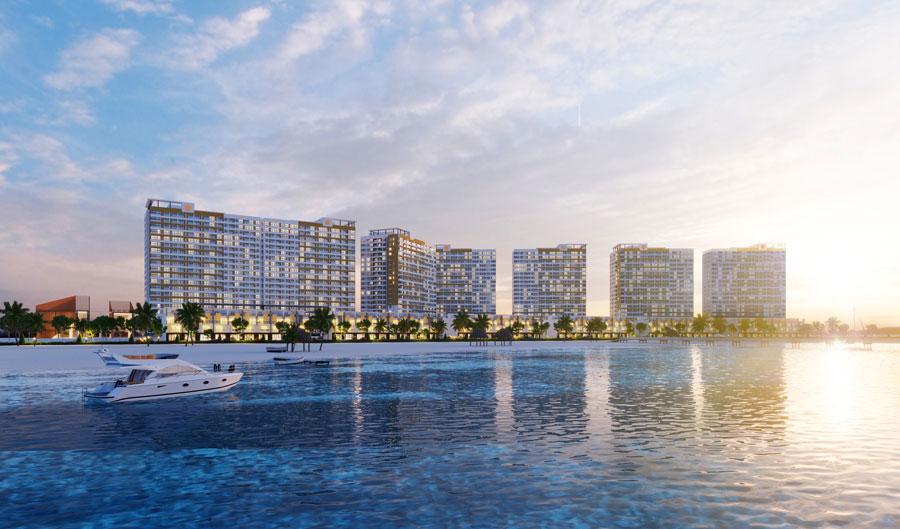 Sở hữu căn hộ view biển Hồ Tràm Complex?