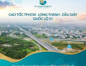 Quy hoạch kết nối Cao tốc Dầu Giây - Long Thành - Bà Rịa
