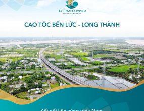 Quy hoạch cao tốc Bến Lức - Long Thành