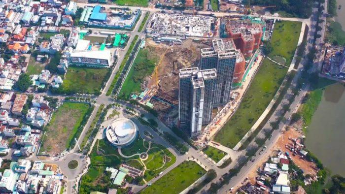Chung cư Eco Green Sài Gòn quận 7 sẽ bàn giao tòa tháp đầu tiên Hr1 vào tháng 9/2020