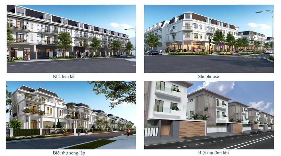 Thiết kế đẳng cấp dự án La Vida Residences Vũng Tàu