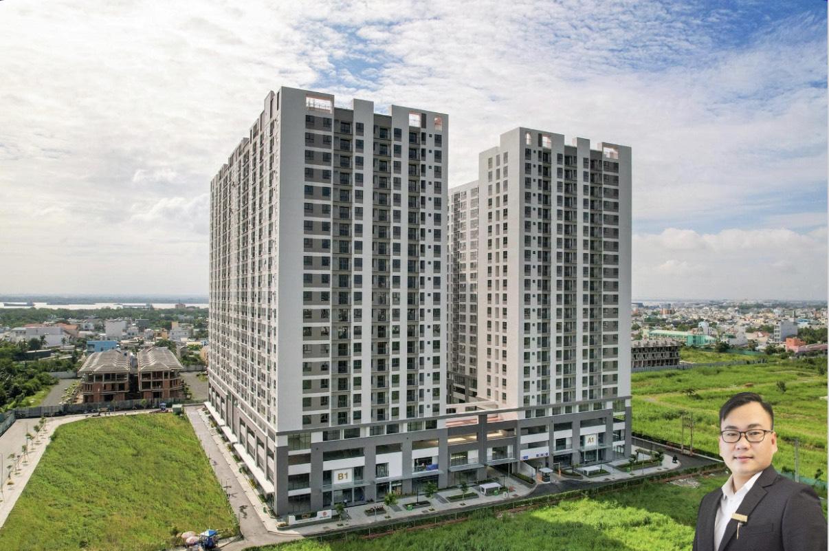 Chính chủ bán căn hộ 2 phòng ngủ Q7 Boulevard giá 2.4 tỷ/căn