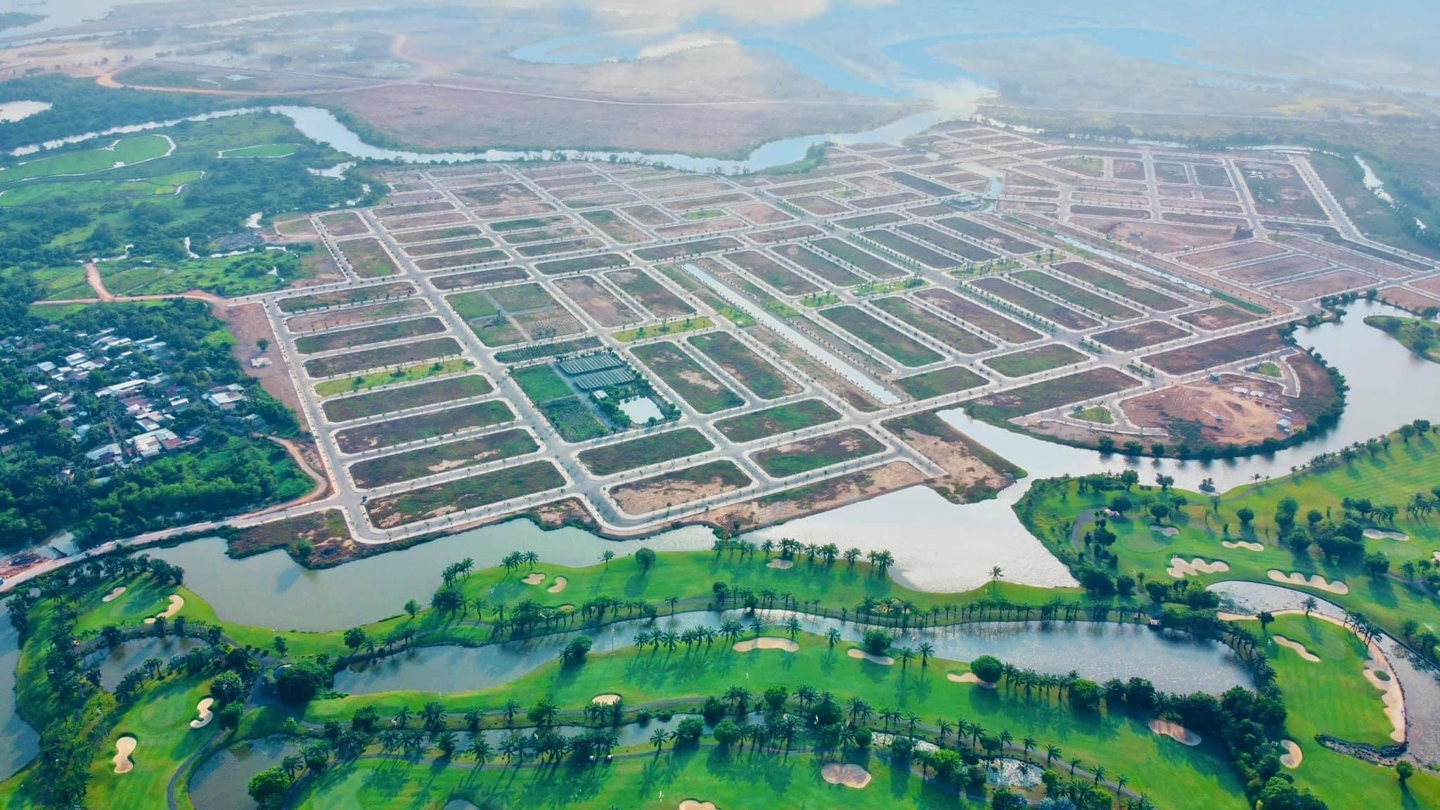 Đất thổ cư Biên Hòa New City diện tích và vị trí đa dạng giá chỉ từ 14.5 triệu/m2