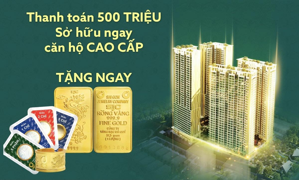 Khách hàng mua Lavita Thuận An nhận chiết khấu khủng trong tháng 7/2021
