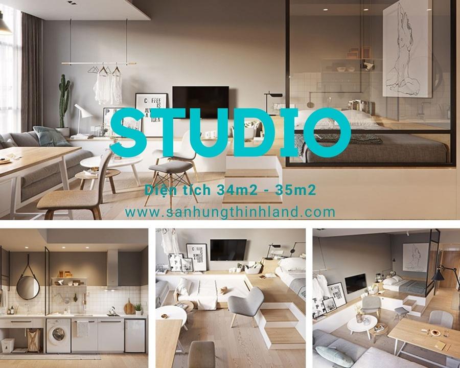 4 Ưu điểm Căn Studio Moonlight Centre Point khách hàng quan tâm
