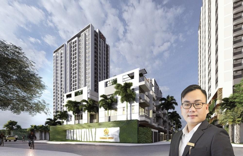 Hưng Thịnh mở bán căn hộ liền kề Aeon Mall Bình Tân tháng 8/2021